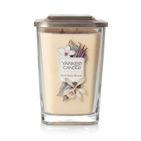 Yankee Candle Elevation Collection with Platform Lid Large 2-Wick Square Candle, Sweet Nectar Blossom