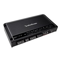 NEW Rockford Fosgate R600X5 600 Watt 5 Channel Amplifier Car Audio Power Amp