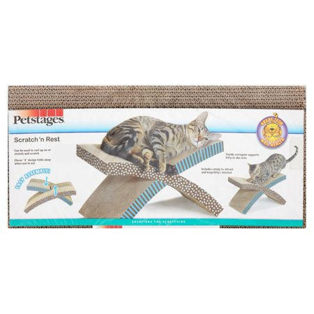 Petstages Scratch 'n Rest Cat Accessories ()