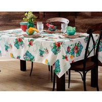 "The Pioneer Woman Country Garden Tablecloth, 52""W x 70""L"