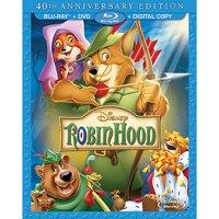 Robin Hood (40th Anniversary Edition) (Blu-ray + DVD + Digital Copy)