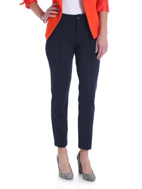 Women's Pintuck Ankle Pant