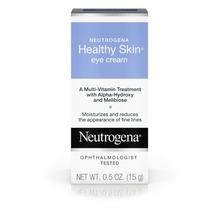 Puff Reducing Under Eye Gel - Neutrogena Healthy Skin Eye Firming Cream, Alpha-Hydroxy Acid, 0.5 oz