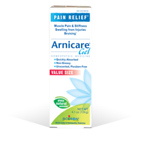 Boiron Arnicare Pain Relief Gel, 4.1 Oz