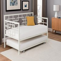 Better Homes and Gardens Twin Daybed with Trundle, Multiple Colors