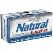 Natural Light Beer, 18 pack, 16 fl oz