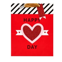 Hallmark Large Valentine's Day Gift Bag (Happy Heart Day)