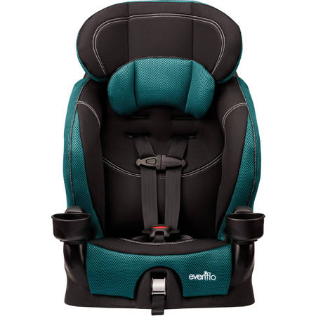 - Evenflo Chase Harnessed Booster Seat, choose your color