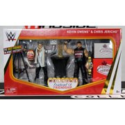 3de266c214 Festival of Friendship (Chris Jericho & Kevin Owens) - WWE Epic Moments Toy  Wrestling
