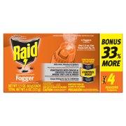 Raid Concentrated Deep Reach Fogger (1.5 Ounces, 4 count)