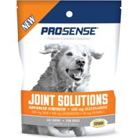 Pro-Sense Hip and Joint Glucosamine Solution for Dogs, 60-Count