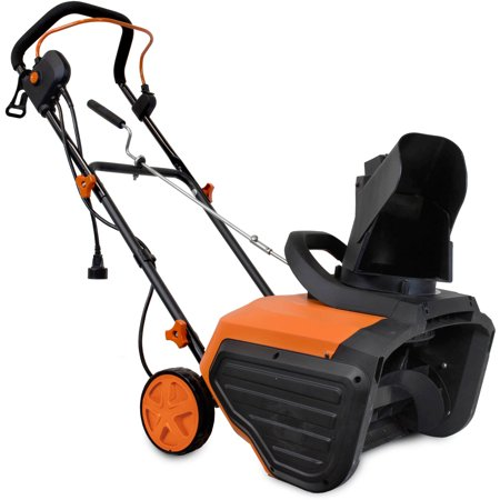 WEN Snow Blaster 13.5A Electric Snow Thrower, 18-Inch