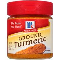 (2 Pack) McCormick Ground Turmeric, 0.95 oz