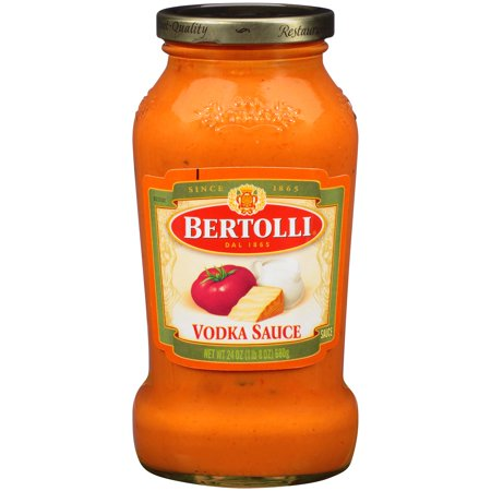 (2 pack) Bertolli Vodka Pasta Sauce 24 OZ (Ketel One Vodka)