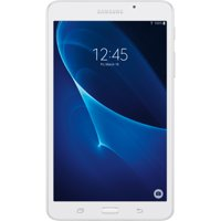 "SAMSUNG Galaxy Tab A 7"" 8GB Android 5.1 WiFi Tablet White - Micro SD Card Slot - SM-T280NZWAXAR"