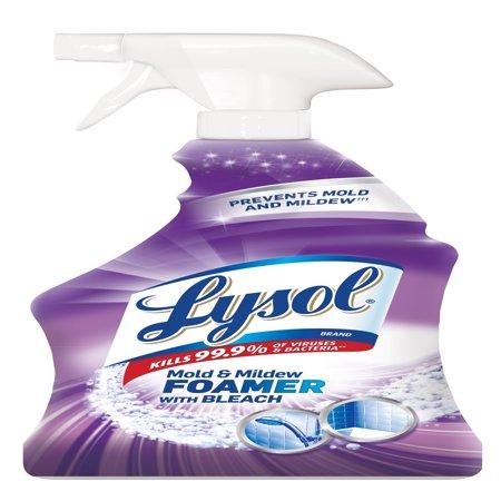 Lysol Mold Amp Mildew Blaster W Bleach Bathroom Cleaner