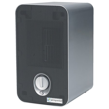 Germguardian Ac4100 3 In 1 Air Purifier With Hepa Filter