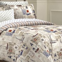 Free Spirit Cape Cod Bed In A Bag Bedding Set