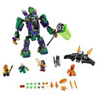 LEGO Super Heroes Lex Luthor Mech Takedown 76097 (406 Pieces)