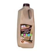 Hiland, Premium Chocolate Milk, Half Gallon