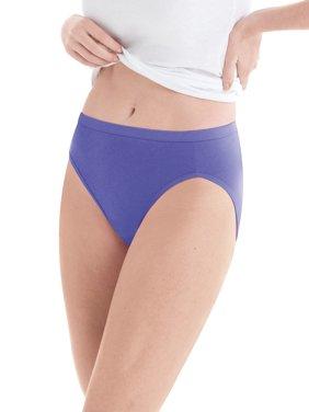 Women's Cotton Hi-Cut Panties - 6+2 Bonus Pack