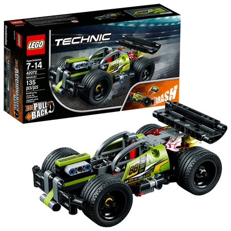 LEGO Technic WHACK! 42072 Building Set (135