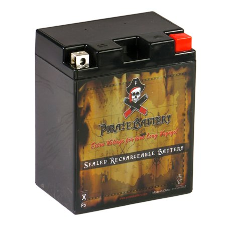 YTX14AHL-BS ATV Battery for Arctic Cat 250cc Up to