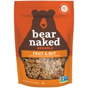 (2 Pack) Bear Naked Non-GMO Granola, Fruit & Nut, 12 Oz