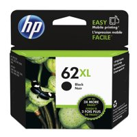 HP 62XL High Yield Black Original Ink Cartridge (C2P05AN)
