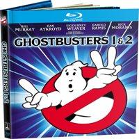 Ghostbusters I & II (Blu-ray + DVD + VUDU Instawatch)