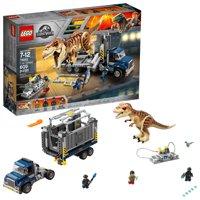 LEGO Jurassic World T. rex Transport 75933