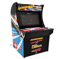 Asteroids Arcade Machine, Arcade1UP, 4ft