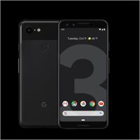 Google Pixel 3 / Pixel 3 XL - Just Black Fully Unlocked (Certified Refurbished)