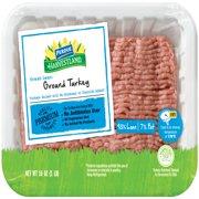 PERDUE HARVESTLAND Fresh Ground Turkey (1 LB.)