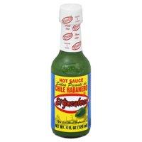 (3 Pack) El Yucateco Salsa Picante De Chile Habanero Hot Sauce, 4 fl oz