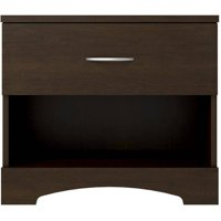 Ameriwood Home Crescent Point Nightstand, Multiple Colors