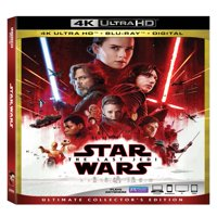 Star Wars: Episode VIII: The Last Jedi (4K Ultra HD + Blu-ray + Digital)