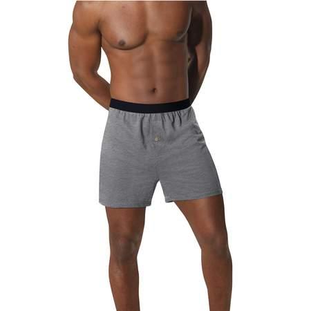 Men's FreshIQ ComfortSoft Knit Boxers, 5 -