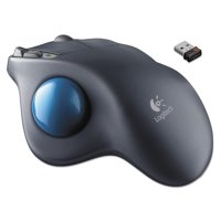 Logitech M570 Wireless Trackball Computer Mouse
