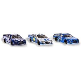 NASCAR 1:64 Collector Car, 3 Pack, #48 Jimmie Johnson