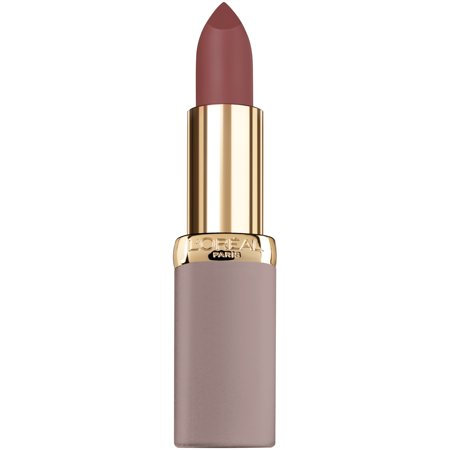 L'Oreal Paris Colour Riche Ultra Matte Highly Pigmented Nude Lipstick, Bold Mauve - Nude Hairy