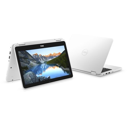 """Dell Inspiron 11 Laptop, 11.6"""", AMD A9-9420e with Radeon™ R5 Graphics, Integrated Graphics, 500GB HDD Storage, 4GB RAM, i3185-A122WHT-PUS i3185-A122WHT-PUS"""