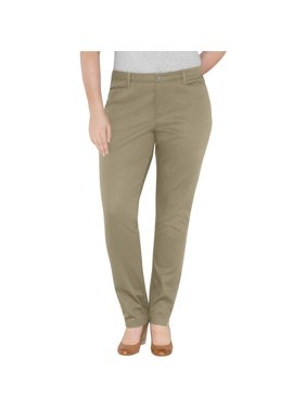 Women's Plus-Size Classic Tapered Pants