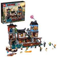 LEGO Ninjago NINJAGO® City Docks 70657