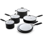 Select by Calphalon Ceramic Nonstick 10-piece Cookware Set