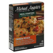 Michael Angelo's® High Protein Meal Starter Chicken Piccata 20 oz. Box