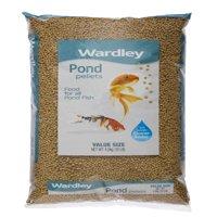 Wardley Pond Pellets Koi & Pond Fish Food, 10lbs