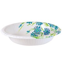 Nicole Home Collection Paper Bowls, 20 oz, 24 Count