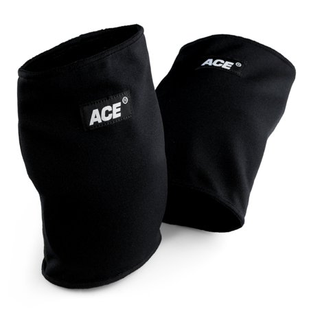 ACE Knee Pads, Black, One Size Fits Most