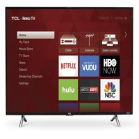 "Refurbished TCL 43"" Class FHD (1080p) Roku Smart LED TV (43S305)"